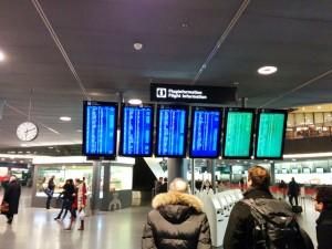 Flüge in Zürich