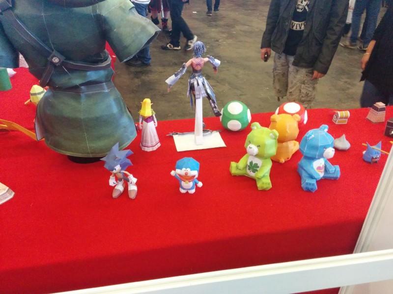 Sonic und die Glücksbärchis