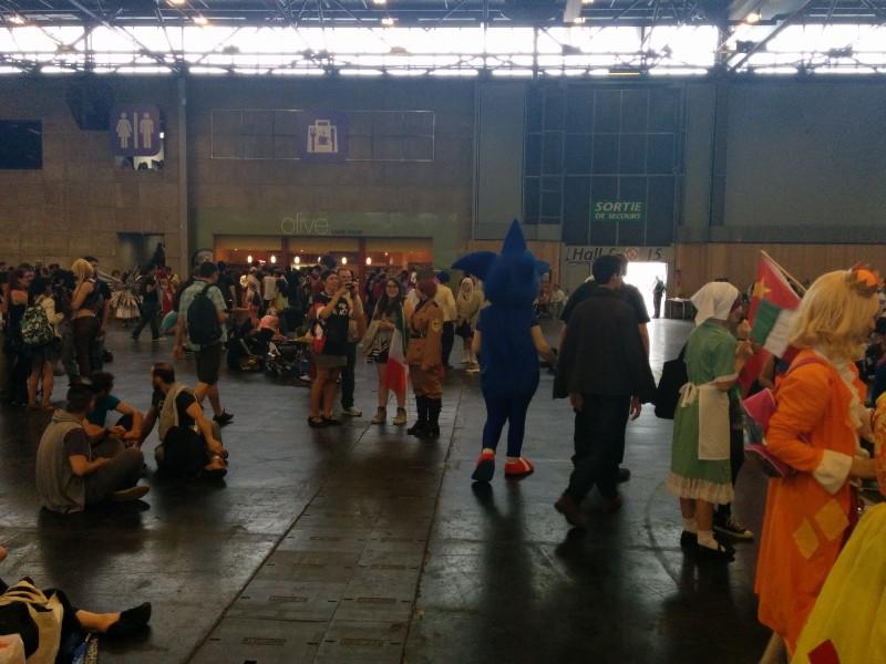 ...und nochmal Sonic