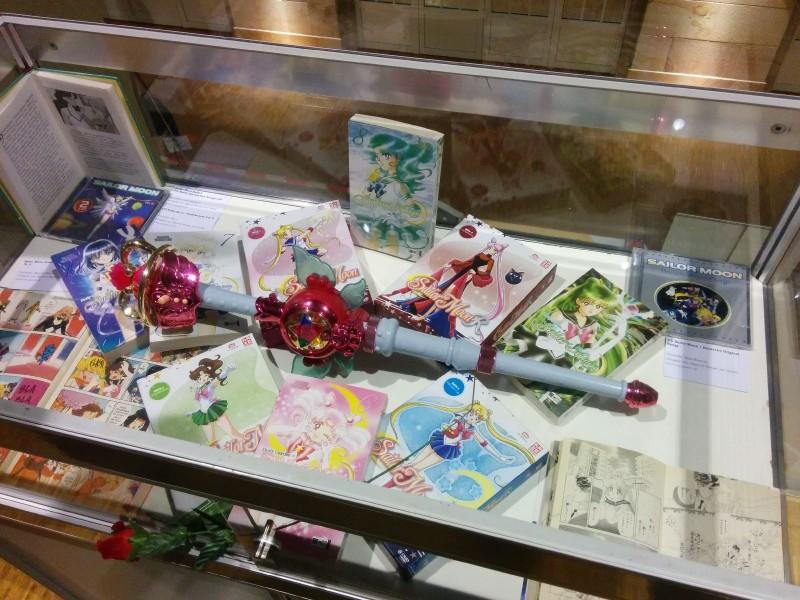 Sailor Moon Ausstellung