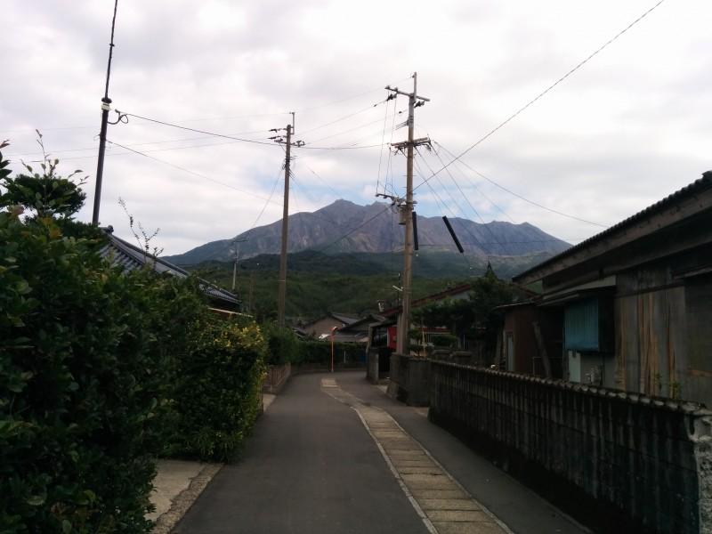 Irgendwo auf Sakurajima